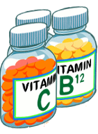 Understanding Weight Loss Basics - 7: Vitamins in Bottle