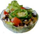 Foods To Embrace: Salad In Bowl