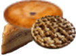 Foods To Avoid: Cherry Pie, Latticed Pie.