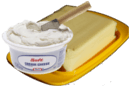 Foods To Avoid: Butter, Soft Cream Cheese