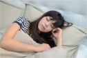 Sleep Apnea: Girl Sleeping