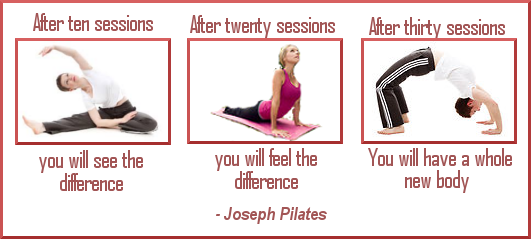 Pilates - Feel The Difference