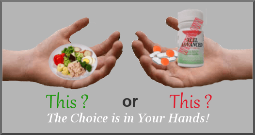 Slimming Aids Risks Update - Hands: This or This?