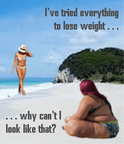 Weight Gain: Why Can't I Lose Weightt